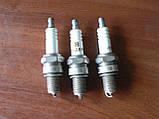 Свечи А14ДВРМ 0.7мм ЭЗ Standard ГАЗ УАЗ ДЭУ 3шт , фото 5