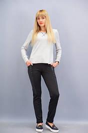 Женские лосины и брюки больших размеров 50-56