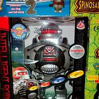 Детский робот на пульте управления 24031