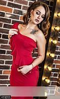 Платье 433203, Размеры: 42-44 ,44-46 , Ткань: микромасло