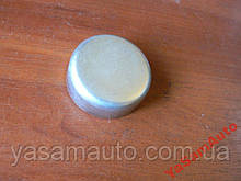 Заглушка блока тосольная Lanos Ланос металлическая