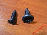 Пистон Lacetti бампера 1шт 94530624 переднего пластик черный клипса , фото 5