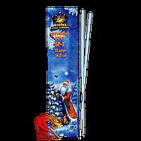 Бенгальські вогні, довжина: 16,5 см, в упаковці: 10 шт., час горіння: 35 секунд