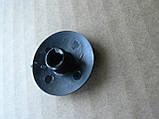 Пистон Lanos шумоизоляции 1шт 10х30мм пластик черныйЛанос оригинал, фото 2
