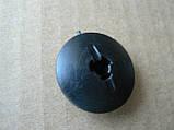 Пистон Lanos шумоизоляции 1шт 10х30мм пластик черныйЛанос оригинал, фото 4