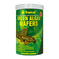Корм для рыб Green algae wafers  5L /2,25kg TROPICAL
