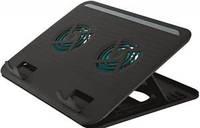 Подставка для ноутбука trust cyclone notebook cooling stand (17866)