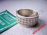Женское серебряное кольцо Злата , фото 3