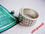 Женское серебряное кольцо Злата , фото 5