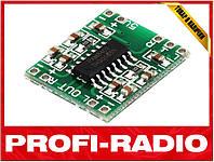 Стерео аудио усилитель 2х3Вт PAM8403