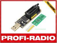 USB SPI GOLD программатор CH341A 24, 25 серия