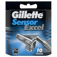 "Картридж Gillette ""Sensor Excel"" (10)"