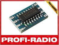 Адаптер MAX3232 TTL - COM RS232 Arduino