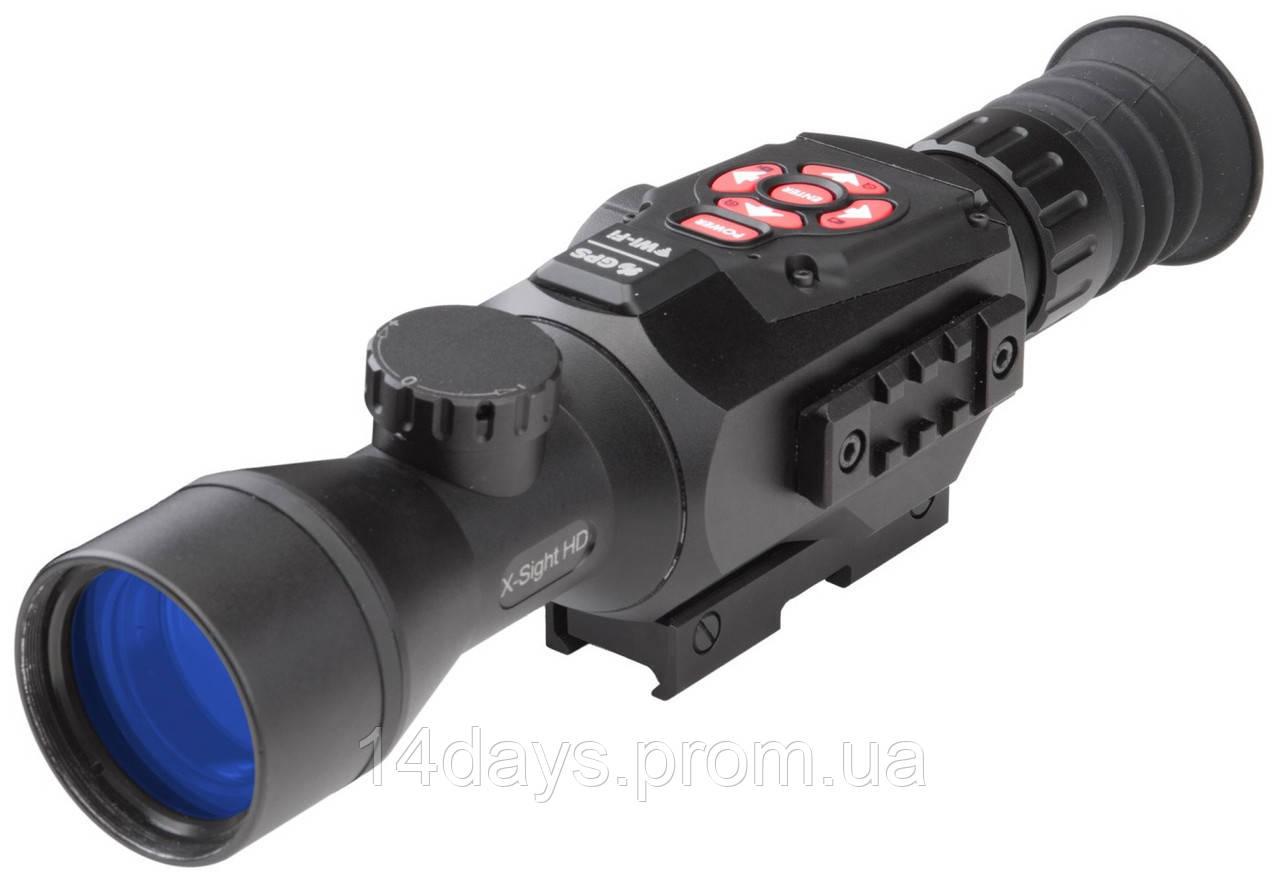 Цифровой прицел ночного видения ATN X-SIGHT II HD 5-20x
