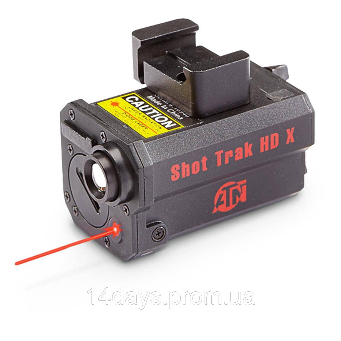 ATN Shot Trak-X HD