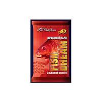 Прикормка FishDream Красный карп 0,8кг