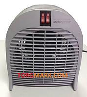 Тепловентилятор спиральный Underprice 2000 Вт