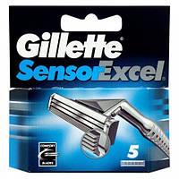 "Картридж Gillette ""Sensor Excel"" (5)"