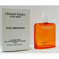 Clinique Happy For Men Тестер !!!