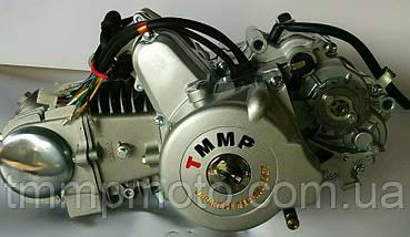 Двигатель Дельта ТММР Racing-125 алюминиевый цилиндр механика       NEW, фото 3