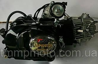 Двигатель  Дельта, Delta/Alpha 125 сс 157 FMH ТММР Racing механическое сцепление , заводской двигатель, фото 3