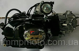 Двигун Дельта, Delta/Alpha 125 сс ТММР Racing механічне зчеплення , заводський двигун, фото 3