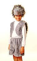 Карнавальный  новогодний детский  костюм Ежик (В-2)