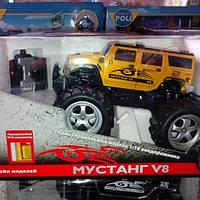 Детская машина на пульте управления V8
