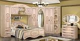 Шкаф 400 с ящиками Василиса  (Мастер Форм) , фото 2