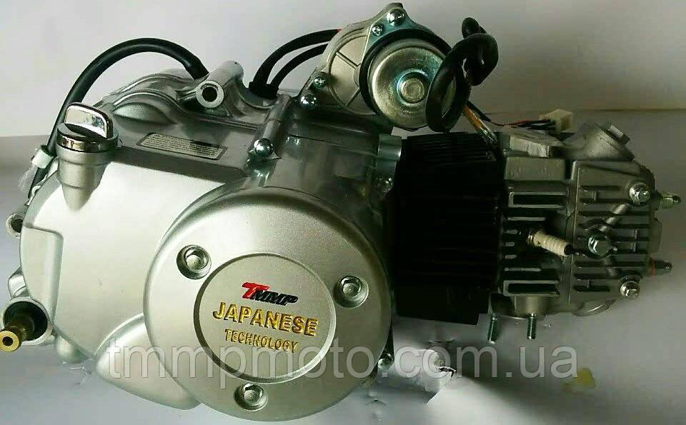 Двигатель Вайпер Актив 110сс / 52,4 мм/ 152 FMH полуавтомат