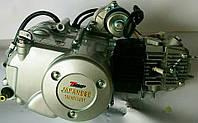 Двигатель Альфа -110сс 107FMN полуавтомат
