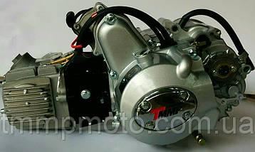 Двигатель ACTIVE ( Актив) 110сс 152 FMH 52,4 мм полуавтомат, фото 3