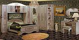 Шкаф 400 с ящиками Василиса  (Мастер Форм) , фото 3