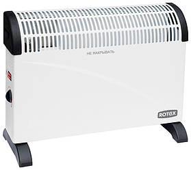 Конвектор отопления электрический Rotex RCX-200H мощностью 2,0 кВт