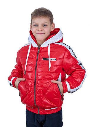 Подростковая куртка для мальчика «Нью-Йорк», фото 2