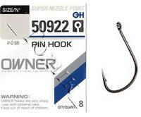 Крючок Owner Pin Hook Black Chrome