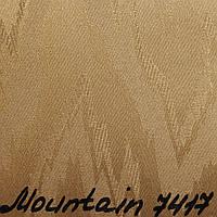 Вертикальные жалюзи Ткань Mountain Золото 7417