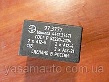 Реле ВАЗ 2108 2110 контроля ламп 97.3777 высокая торпеда 11 контактов ЭМИ Пенза