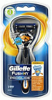 "Станок Gillette ""Fusion"" PROGLIDE Flex Ball (1)"