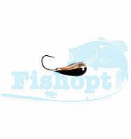Мормышка вольфрамовая Stream #002