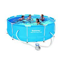 Каркасный бассейн Bestway 56260 (366х100 см)