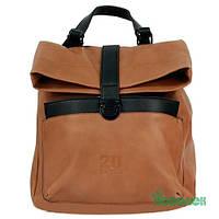 "Рюкзак 2U-2815-BR ""Style"" 447730 коричневый"