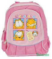 """Рюкзак дошкольный """"Garfield"""" 551004 ярко-розовый"""