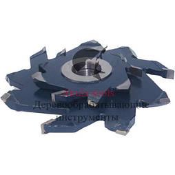 Фрези для обробки пазів поперек волокон 3-222