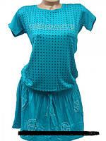Удобные женские платья на лето. Размер - 42-44.