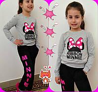 Спортивный костюм на девочку мод 599 RIBBOX MINNIE mari, фото 1
