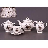 Чайный сервиз 6 персон 15 предметов Фаэтон