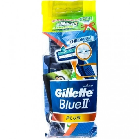 Станок Gillette Fusion (4)