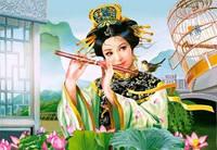 Пазл Castorland 1500 Японка