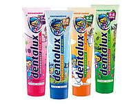 Dentalux for kidz 0.100мг дитяча зубна паста